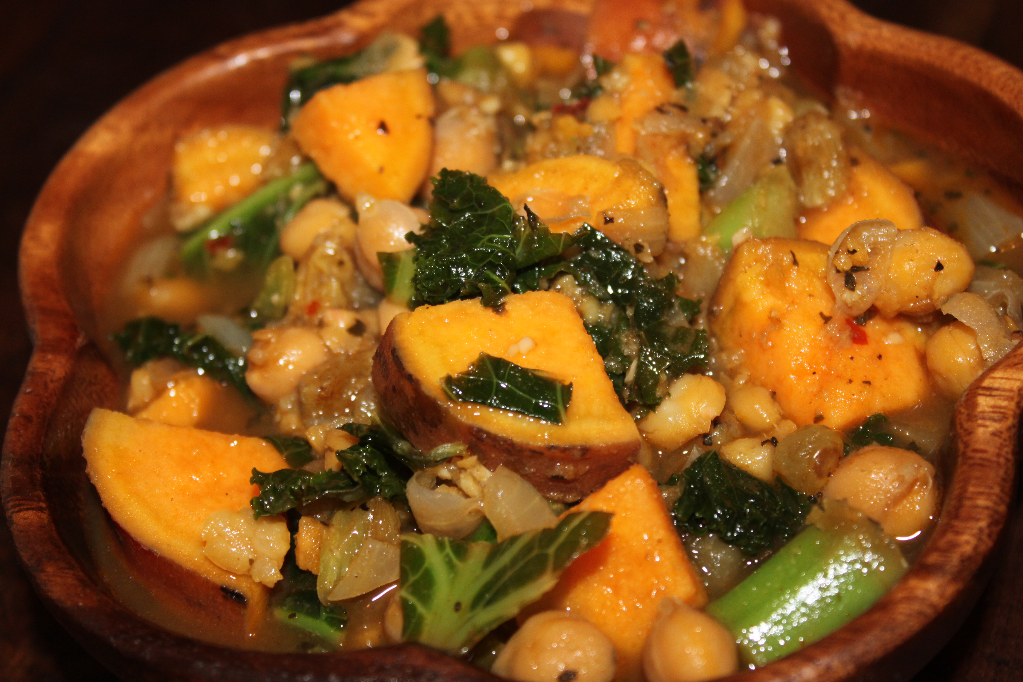 Sweet Potato And Chickpea Stew With Quinoa Recipes — Dishmaps