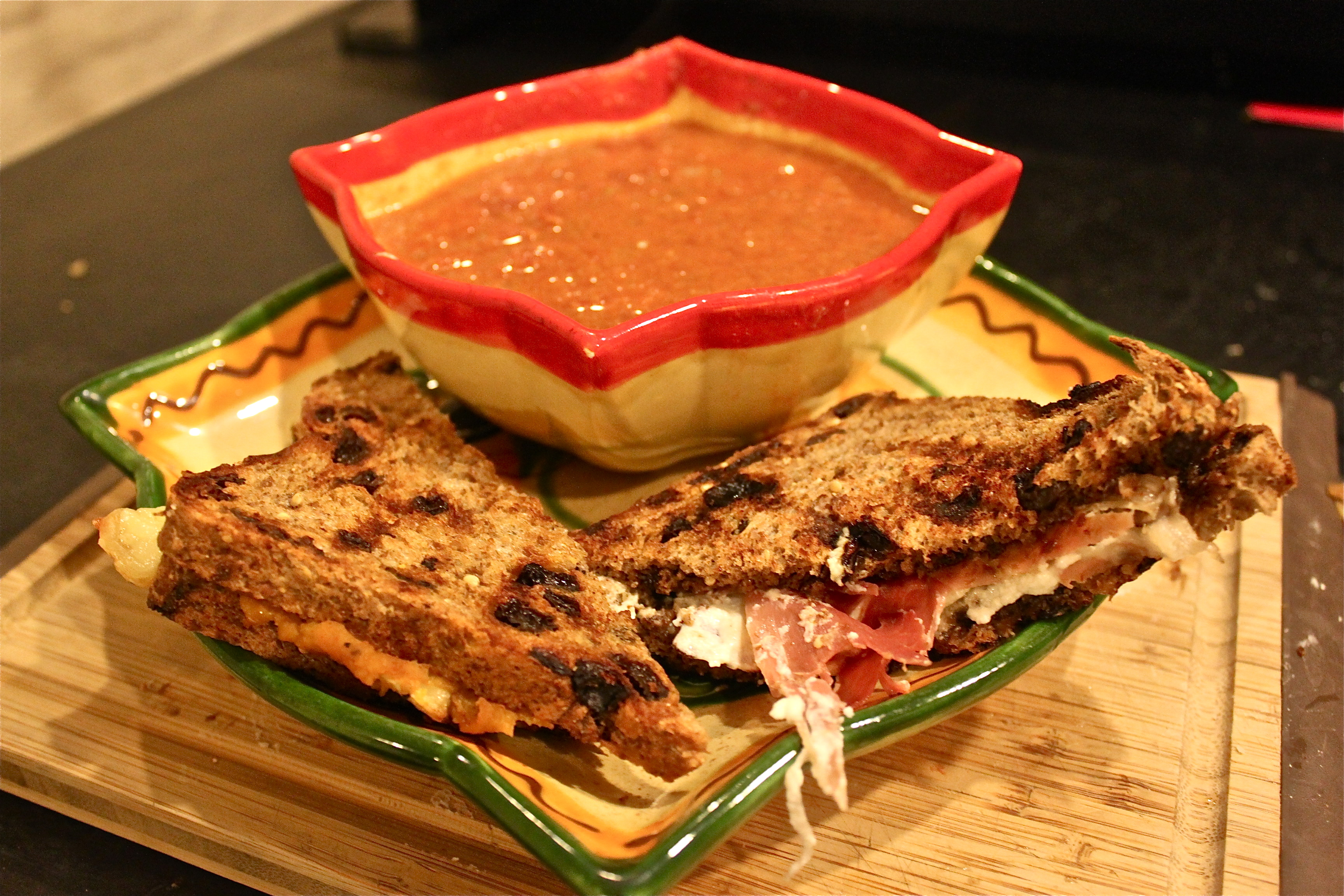 gourmet grilled cheese homemade tomato soup the ultimate