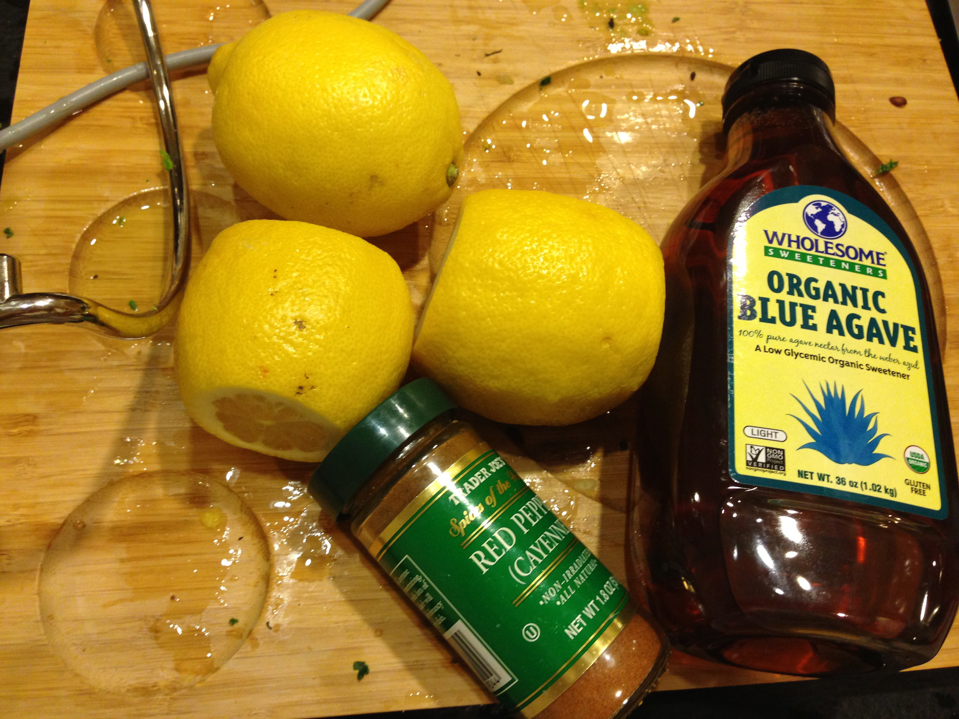 How to do your very own diy blueprintcleanse img2499 spicy lemonade malvernweather Image collections